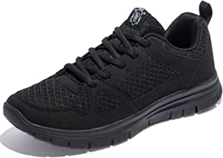 NewDenBer Men's Lightweight Cross-Traning Running Shoe