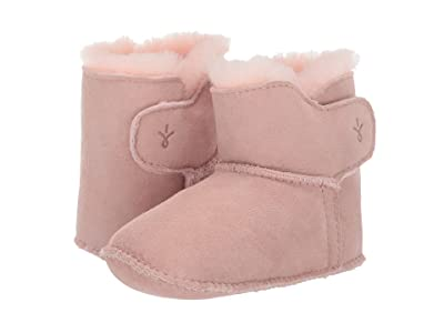 EMU Australia Kids Baby Bootie (Infant) (Dusty Pink) Girls Shoes