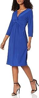 فستان تويست-فرونت للسيدات من ستار فيكسن