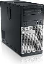 Dell 9020 4K VR Ready Gamer Ultra Tower OptiPlex Computer, GTX 1060 3GB 4 Monitor Support Video Card, Quad Core i7 4770 3.4GHz, 16GB Ram, 500GB SSD+ 1TB HDD, Windows 10 Pro(Certified Refurbished)