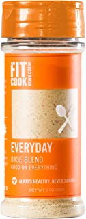 The Fit Cook EVERYDAY Spice Blend, All-Purpose Seasoning, Base Blend, 3.0 Ounce