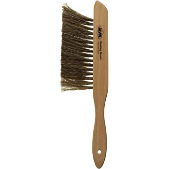 "Alvin, , Mini Dusting Brush, 10"" Wood Handle"