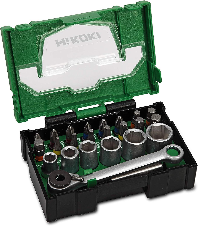 Hikoki 40030020 - Juego de accesorios de herram