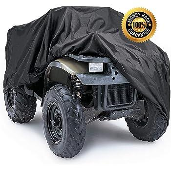 XXL ATV QUAD COVER TELO COPERTURA 190t COPRIMOTO Protector Cover