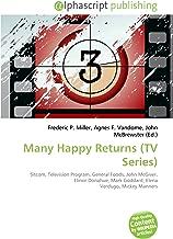 Many Happy Returns (TV Series): Sitcom, Television Program, General Foods, John McGiver, Elinor Donahue, Mark Goddard, Elena Verdugo, Mickey Manners