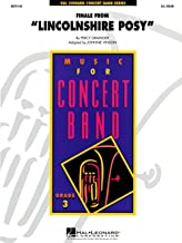 Hal Leonard Lincolnshire Posy, Finale From - Young Concert Band Level 3 arranged by Johnnie Vinson