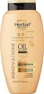 Shampoo Phyto Keratin Oil Elixir 400 Ml