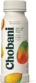 greek yogurt drink chobani