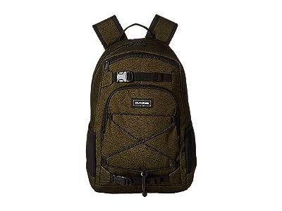 Dakine Grom 13L Backpack (Dark Olive) Backpack Bags
