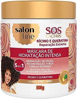 Creme Tratamento 500g SOS 5 em 1 Unit, Salon Line