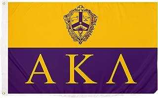 Alpha Kappa Lambda Chapter Fraternity Flag 3 x 5 Polyester Use as a Banner Sign Decor AKL