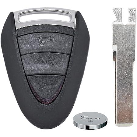 Konikon Autoschlüssel 3 Tasten Gehäuse Fernbedienung Elektronik