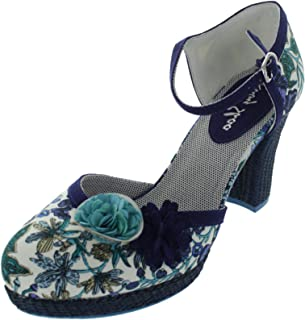 RUBY SHOO Flo Womens Shoes Blue