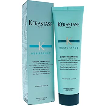 Kerastase Resistance Ciment Thermique Resurfacing Strengthening Milk 5.1 ounces