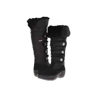 Pajar CANADA Maureen Fur Boot (Black) Women