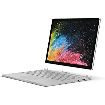 Microsoft Surface Book 2 (Intel Core i7, 8GB RAM, 256GB) - 13.5in (Renewed)