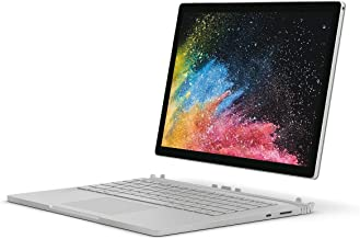 Microsoft Surface Book 2 (Intel Core i7, 8GB RAM, 256GB) - 13.5in (Renewed)