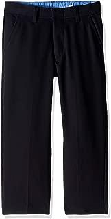 Boys' Bi-Stretch Flat Front Dress Pant