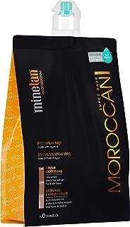 MineTan Spray Tan Solution - My Moroccan Pro Spray Mist - Argan Oil Enriched Salon Professional 1 Hour Express Tan, 33.8 fl oz