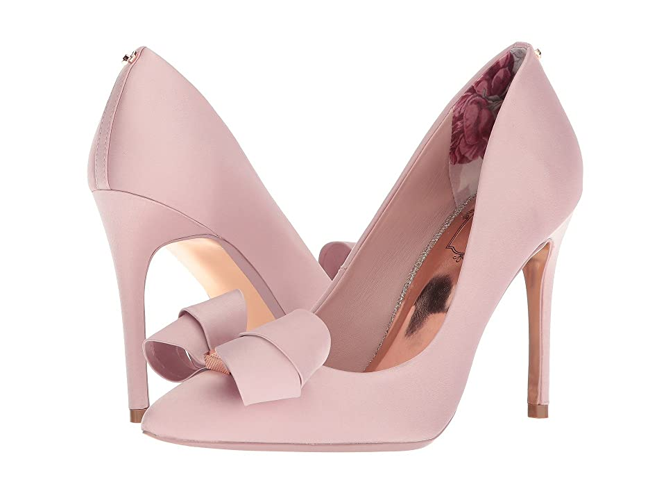 Ted Baker Skalett (Light Pink Textile) High Heels
