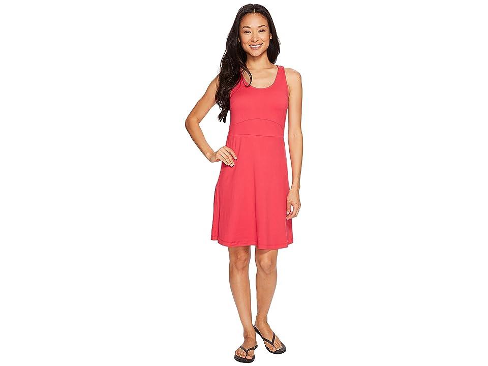 Lole Saffron Dress (Tropical Rose) Women