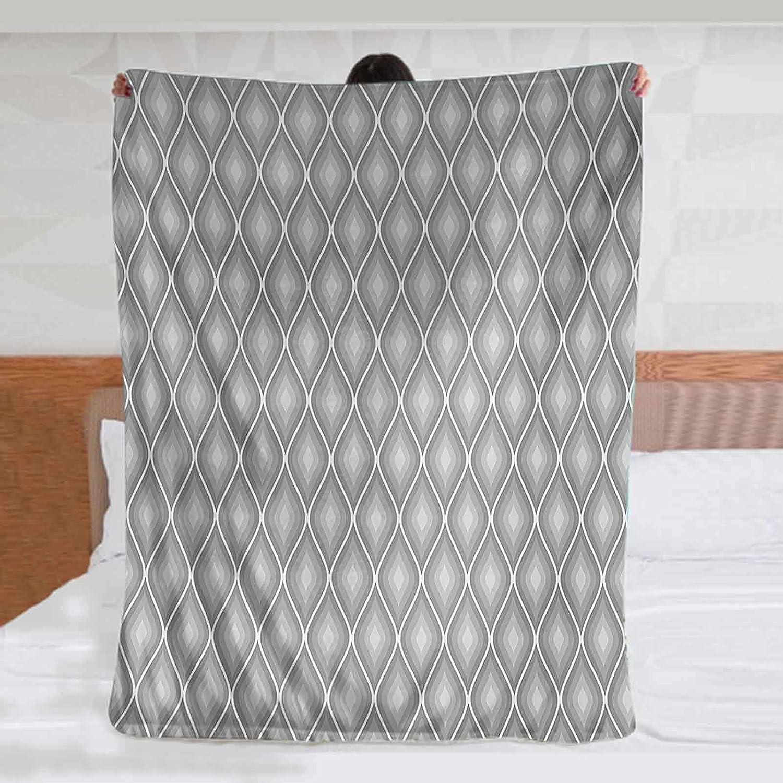 Grey Cooling Blanket 30