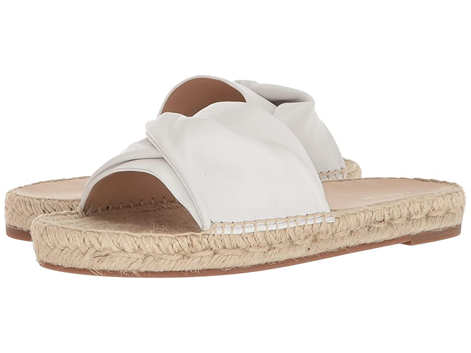 L.K. Bennett Alena (Ivory Nappa Leather) Women