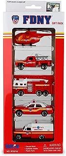 Daron FDNY Vehicle Gift Set, 5-Piece