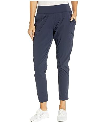 Mountain Hardwear Dynamatm Ankle Pants (Dark Zinc) Women