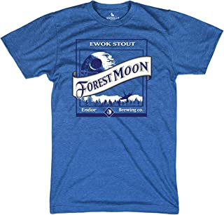Forest Moon Ewok Stout Funny Beer Shirt
