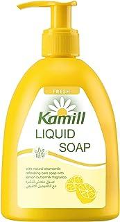 غسول للبشرة بخلاصة الكاموميل الطبيعي ورائحة الليمون فريش من كاميل، 500 مل