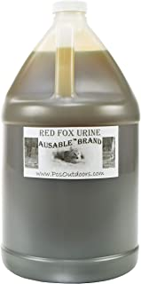AuSable Brand Pure Red Fox Urine - 1 Gallon