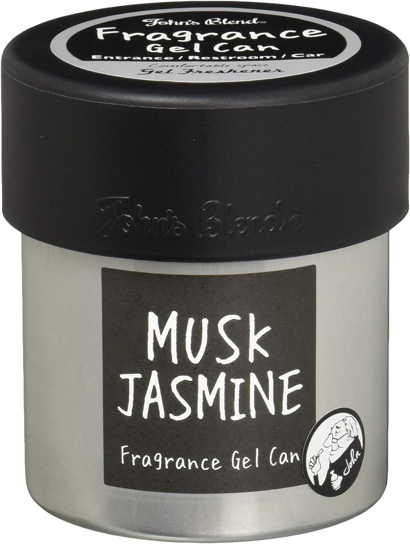 Dedication John's Lowest price challenge Blend Fragrance Gel 85g Musk Jasmine - Scent
