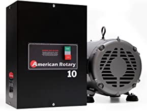 Rotary Phase Converter AR10-10HP 1 to 3 Three PH Made is USA