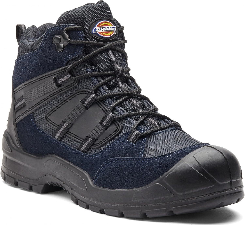 Dickies fa247b-nb-6Everyday Sicherheit Stiefel, Größe 6, navy blau