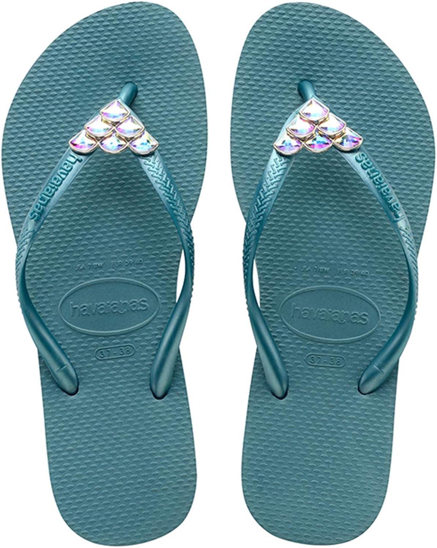 Havaianas Womens Slim Mermaid Sandals