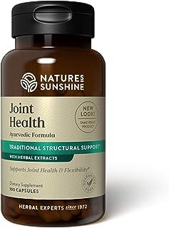 Nature's Sunshine Ayurvedic Joint Health 100 Capsules