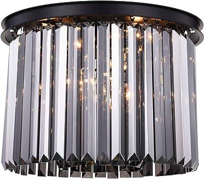 Amazon.com: Elegante Araña de iluminación 1140d32 Maxwell 8 ...
