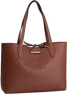 Guess Women's Bobbi Shopper Bag Reversible 42.5Cm
