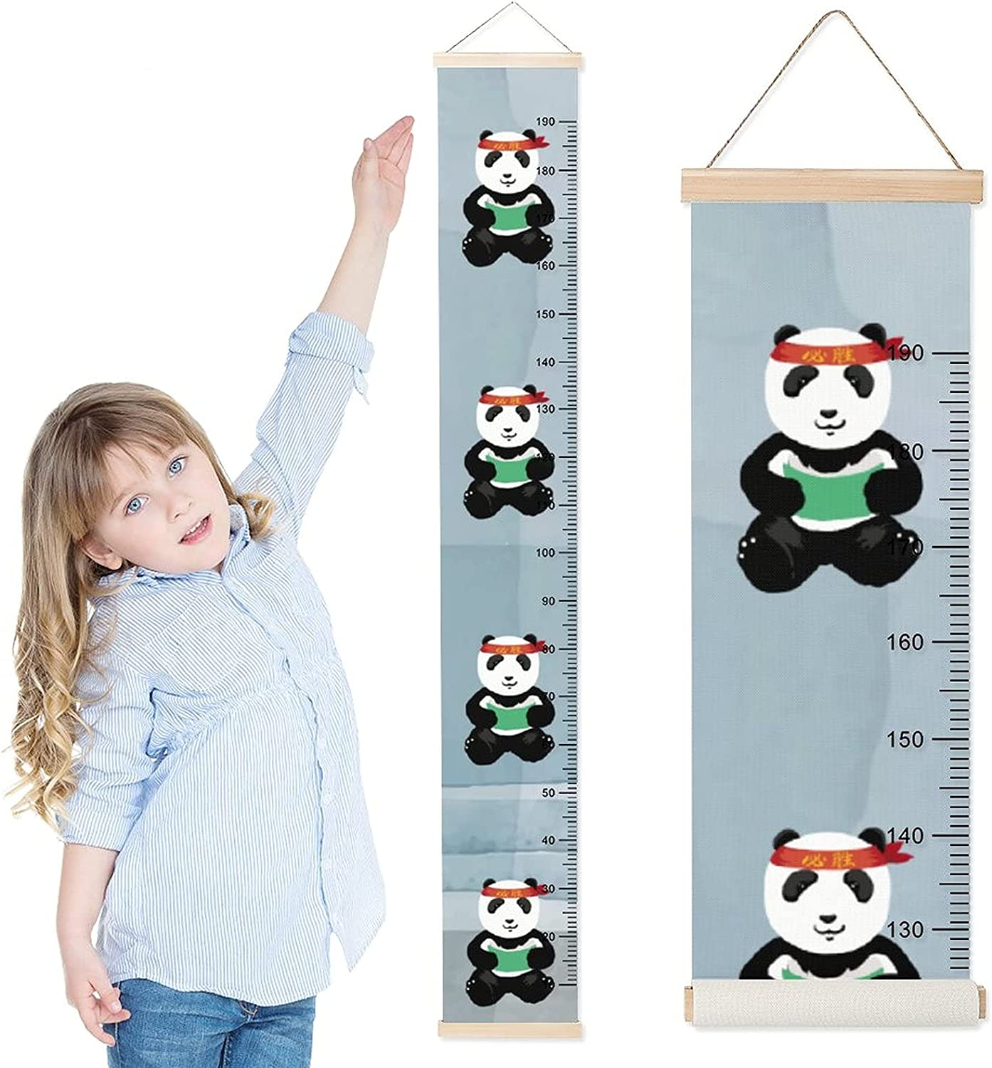 DKISEE Baby NEW Growth Chart Child f Low price Wall Hanging Height Ruler