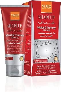VLCC Shape -Up Waist & Tummy Trim Gel, 200 ml