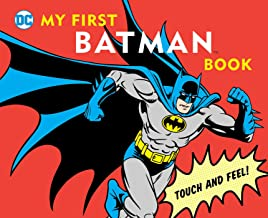 my first batman book touch and feel