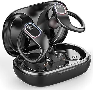 $39 » Sponsored Ad - Wireless Earbuds Sports Bluetooth Headphones Call Noise Reduction 48hrs Play 3D Deep Bass in Ear Earphones ...