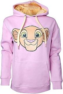 Disney Beige The Lion King Nala Womens Hoody