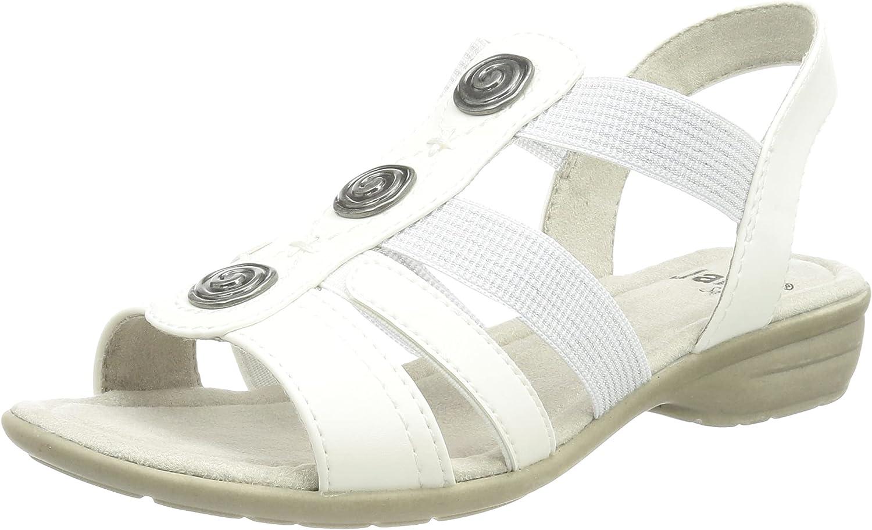 Jana Softline Women's Flat Sale Special Price Sandal Tucson Mall