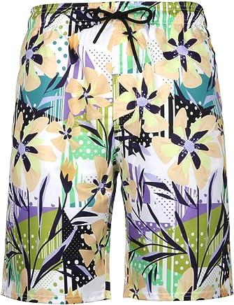 cccbc4b16c4c Hot Mens Running Swim Board Shorts Mesh Lining 3D Printed Funny Swim Trunks  Quick Dry Beachwear