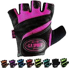 C.P. Sports Gym-fitnesshandschoenen voor dames, heren, trainingshandschoenen, fitnesshandschoen