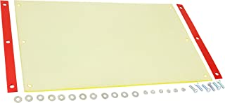 WEN 56035-047 Construction Zone Plate Compactor Pad