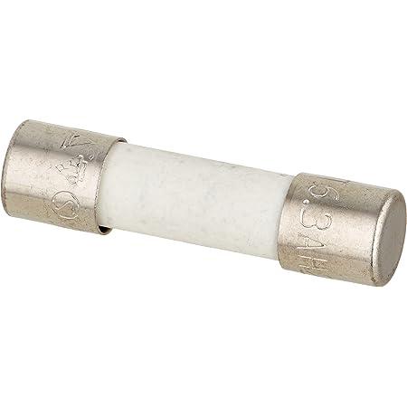 """10PCS Ceramic Fuses T3.15AH250V Slow-Blow 5x20mm//0.197/""""x0.787/"""" 3.15AMP T3.15A"""