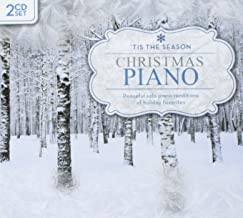 `tis the Season: Christmas Piano- A Collection of Reflective Christmas Melodies